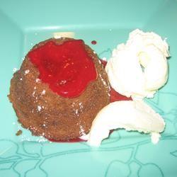 Chocolate Cakes with Liquid Centers