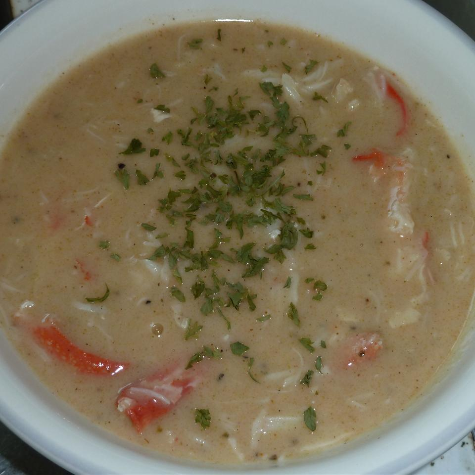 Awesome Crab Soup