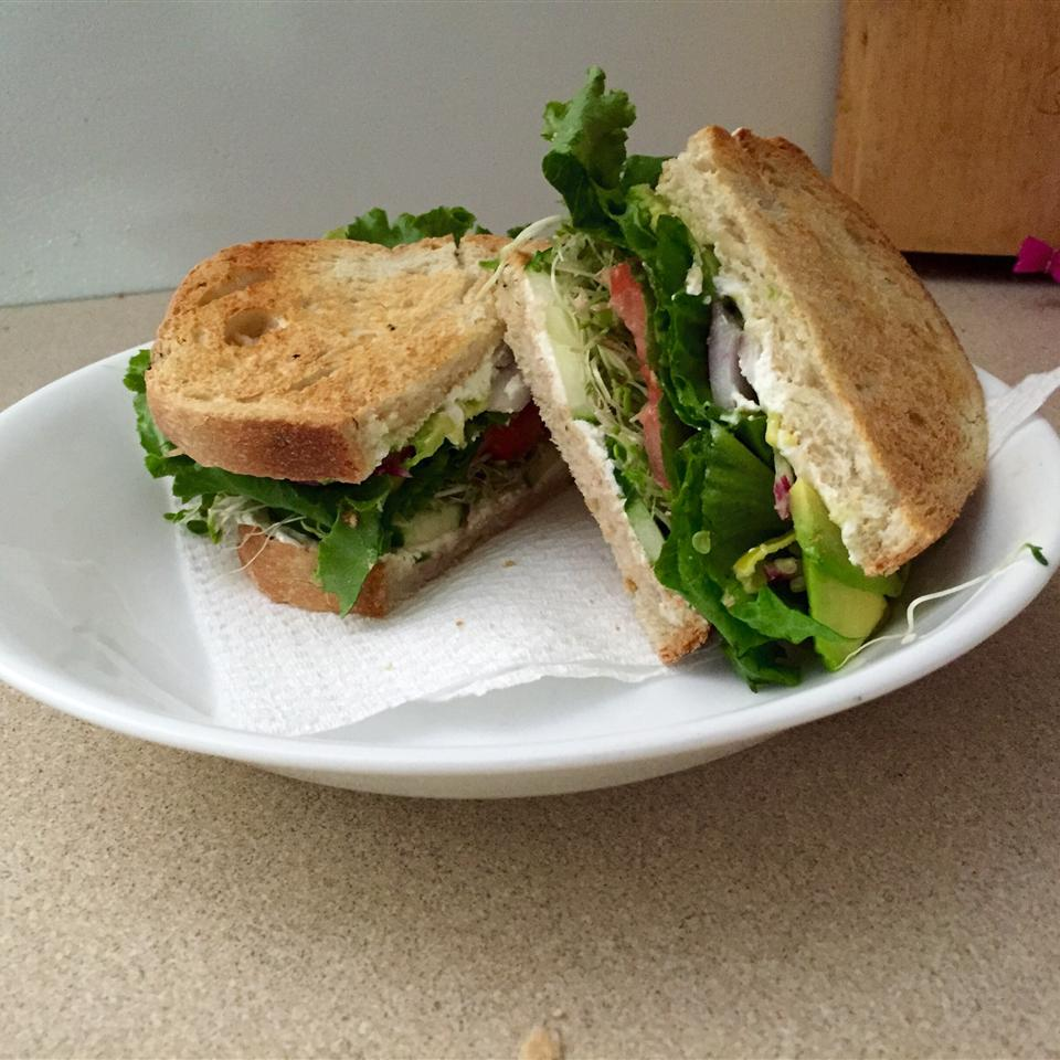 Cucumber Sandwich rattysol