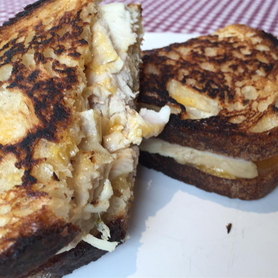 Cheesy Grilled Cheese Esmee Williams