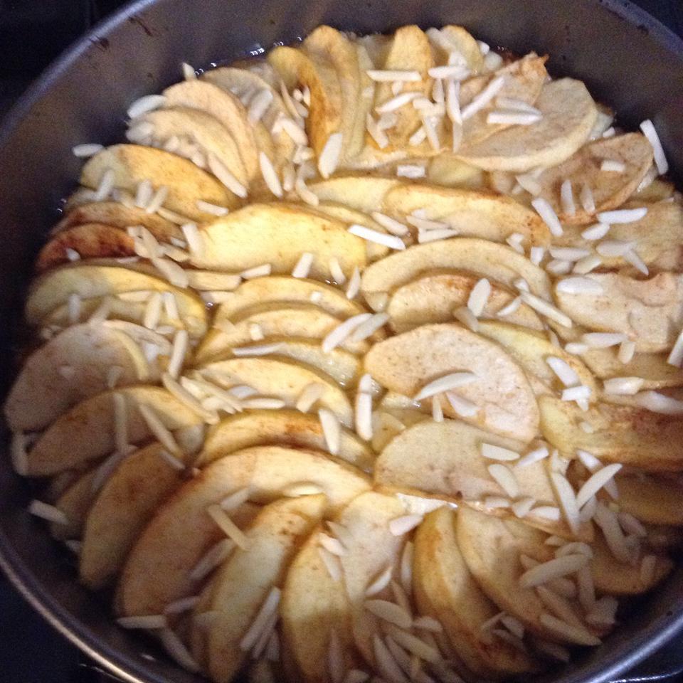 Apple Bavarian Torte Lalakate88