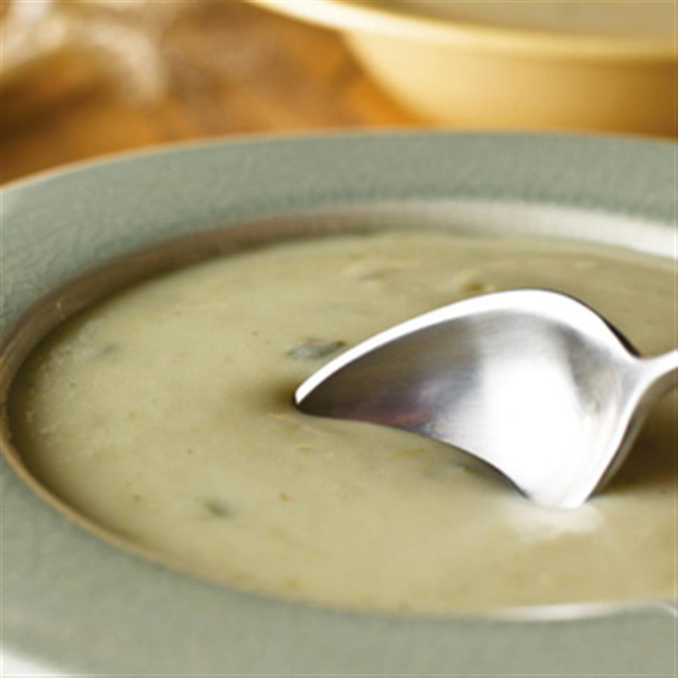 Creamy Irish Potato Soup