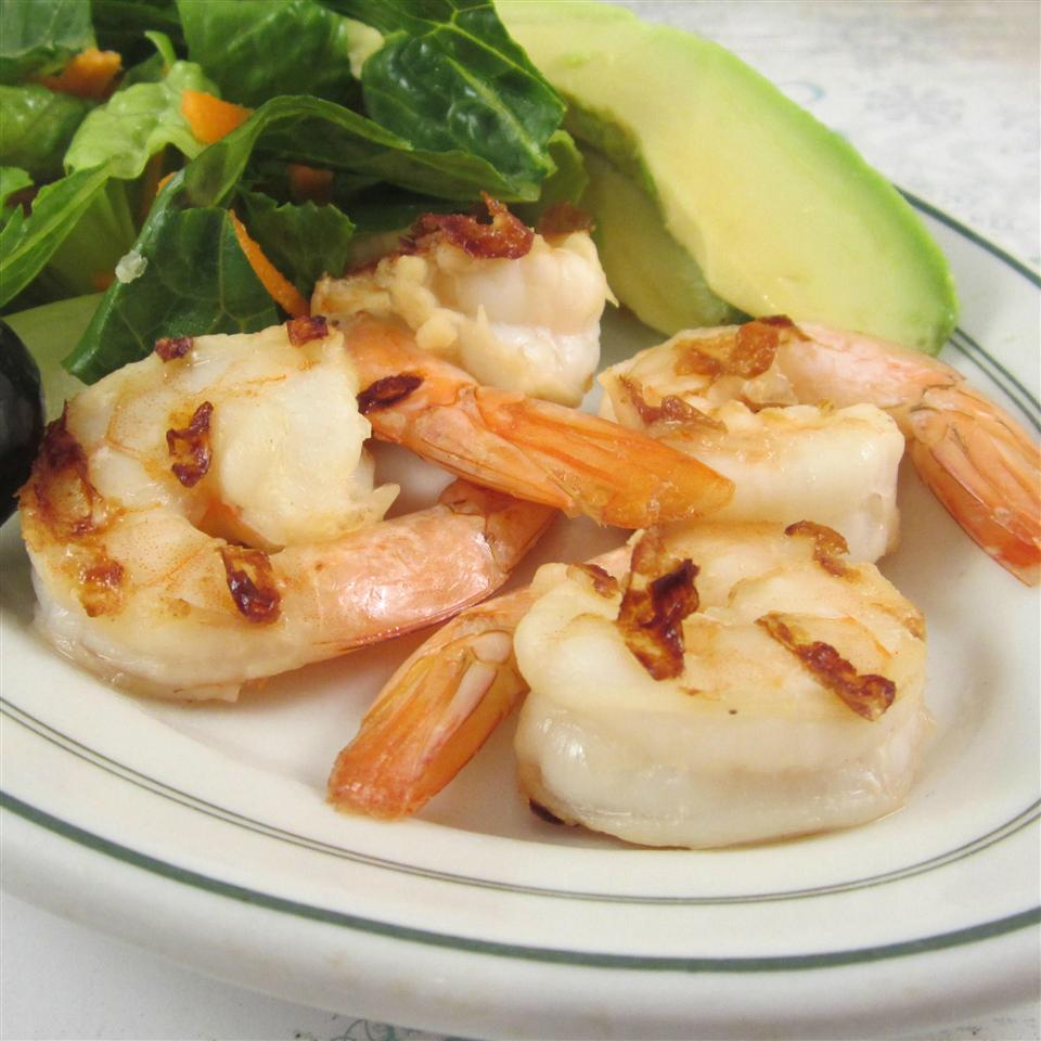 Gale's Grilled Shrimp Gale