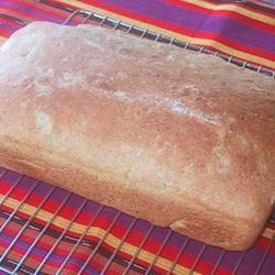 Honey Oatmeal Bread I sueb