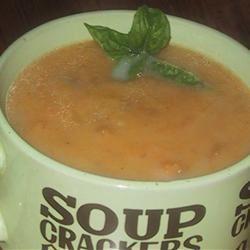 Sweet Potato Soup sueb