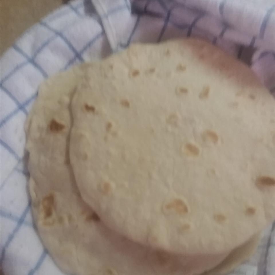 Homemade Flour Tortillas J.ROSE