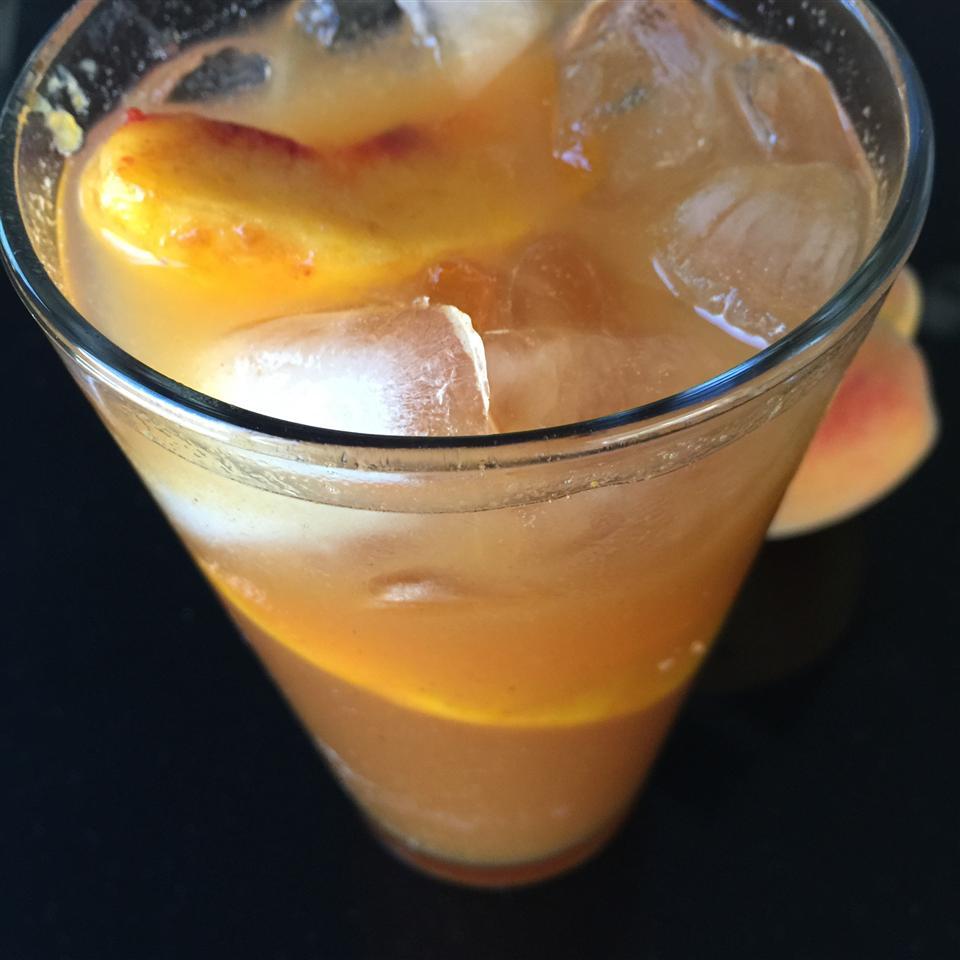 Peach Sangria Cindy