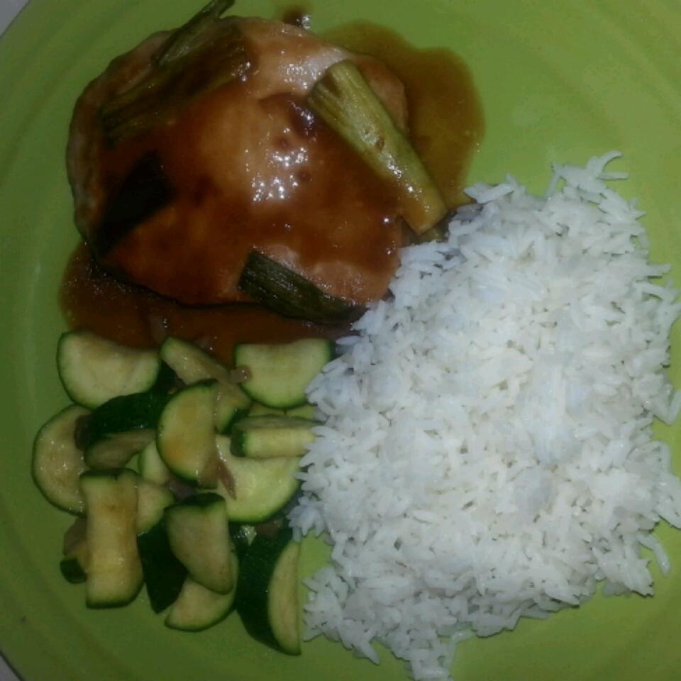 Honey Hoisin Pork Chops acbean328
