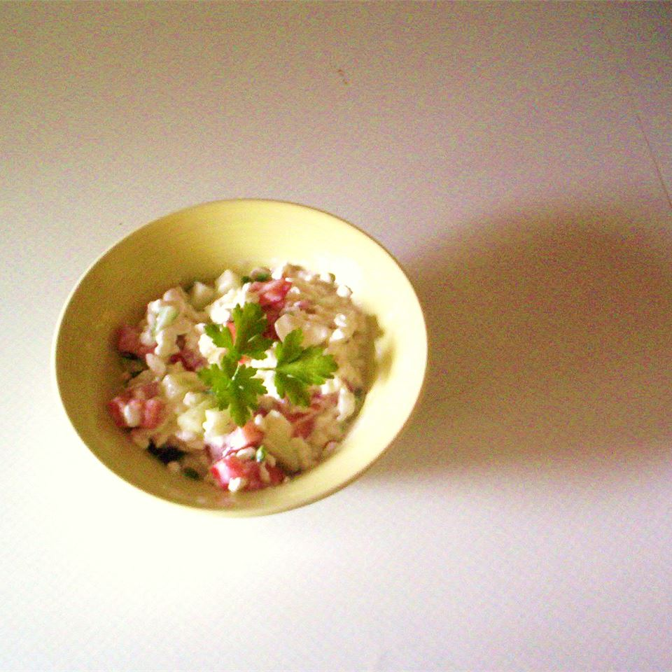 Cottage Cheese Salad ONIOND