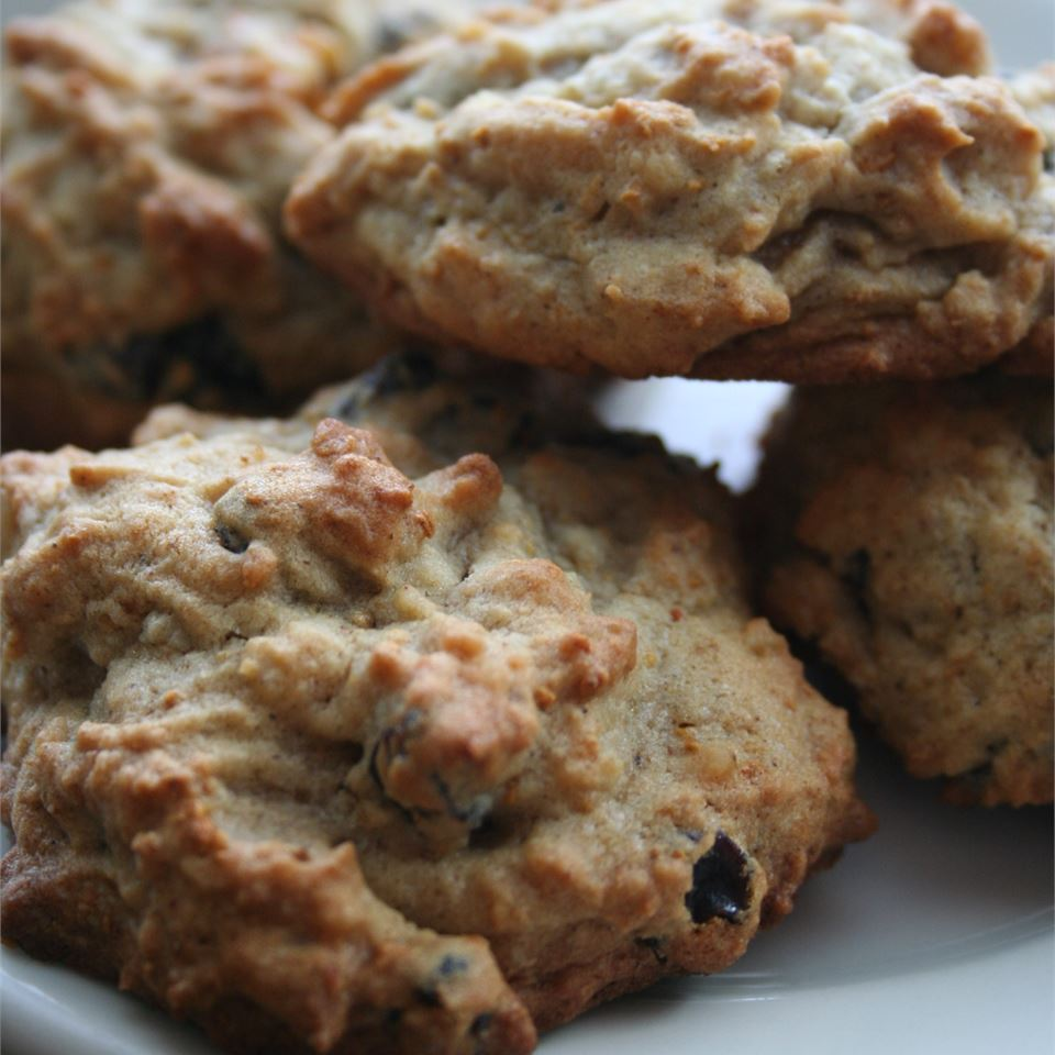 Persimmon Cookies I P.  Tindall