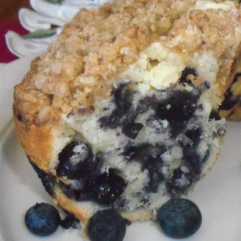 Blueberry Buckle II Yoly