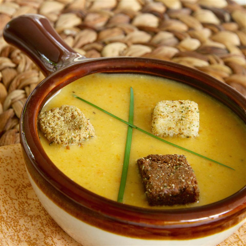Beer Cheese Soup VI
