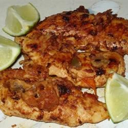 Lime Chicken Picante Jen