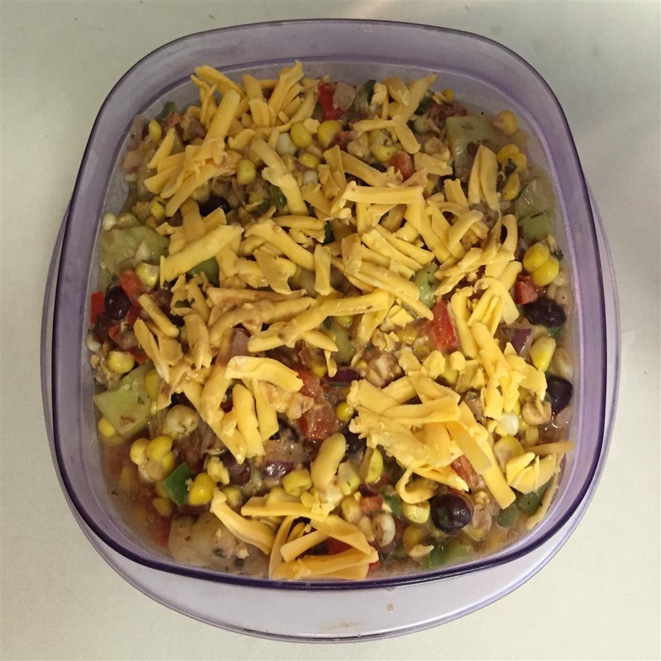 Chipotle Southwest Salad