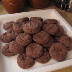 Chocolate Snaps Sugar Cookie Ashley Nichole Dove