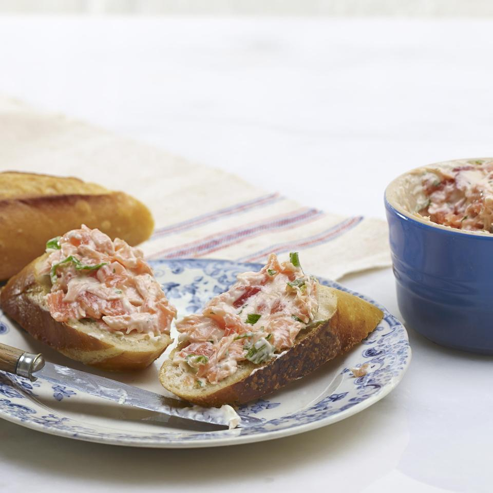 Salmon Terrine Allrecipes Magazine