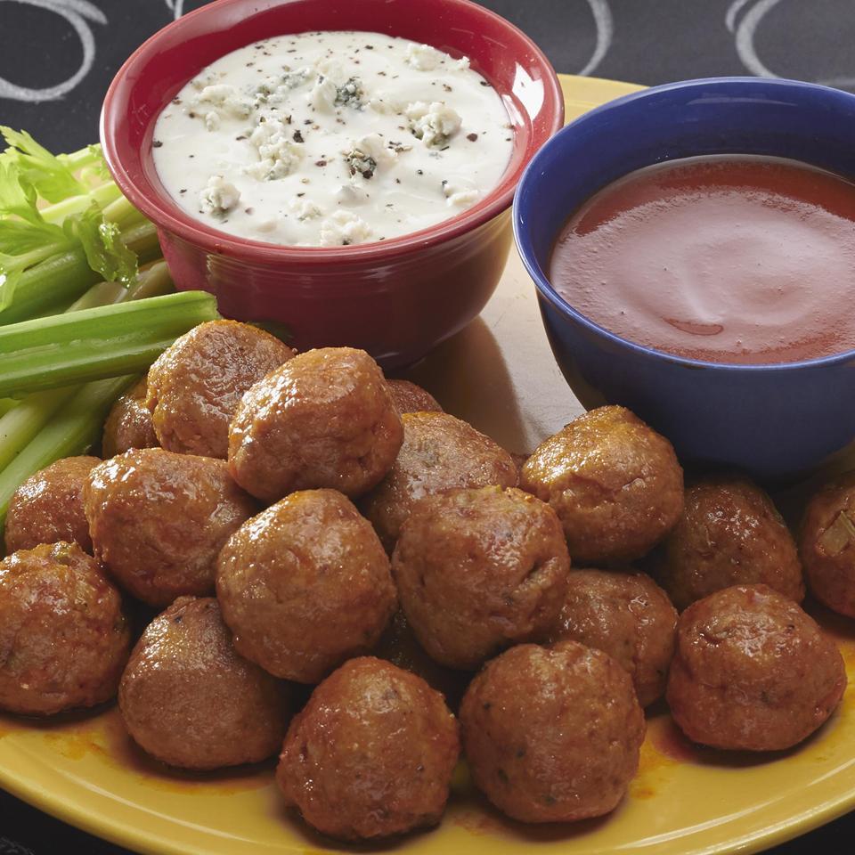 Buffalo Meatballs Allrecipes Magazine