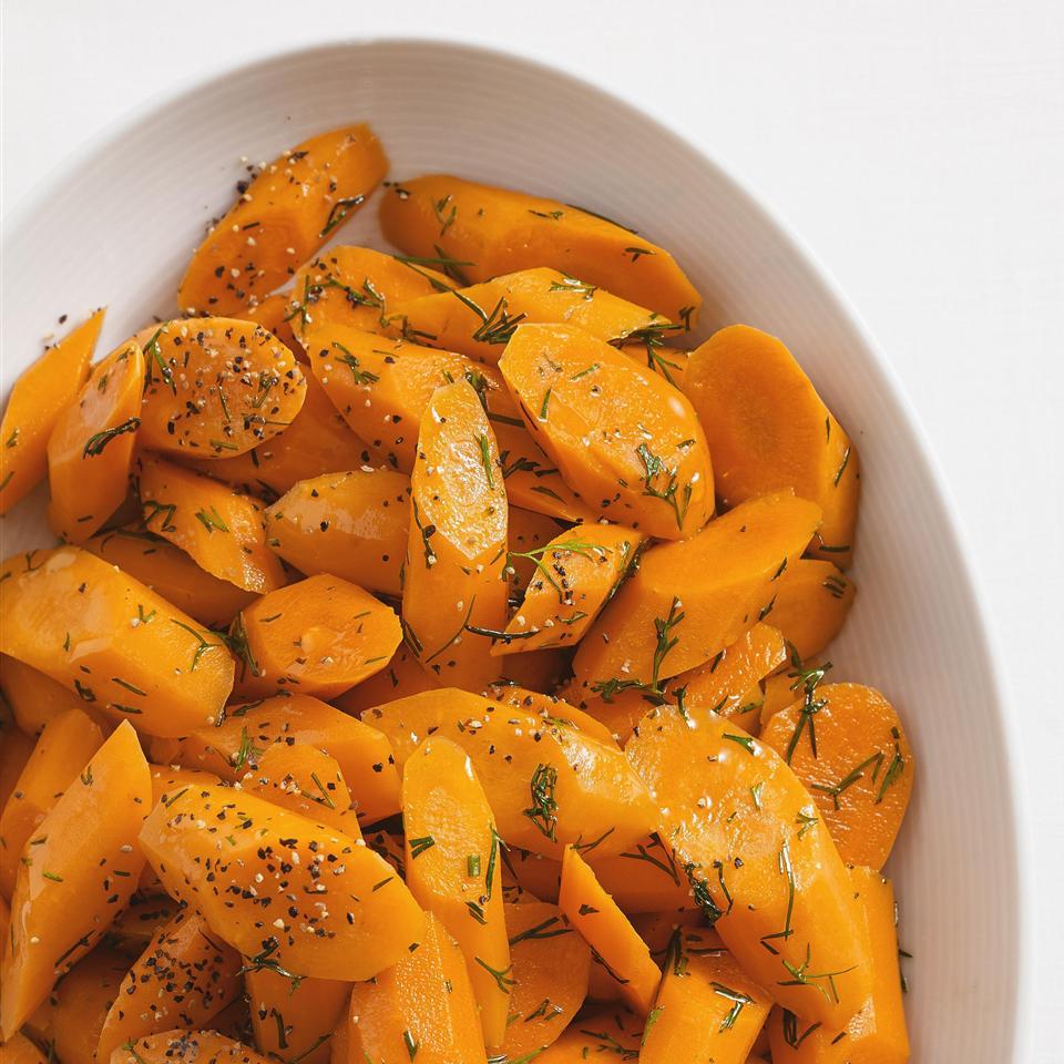 Dill-Glazed Carrots Allrecipes Magazine