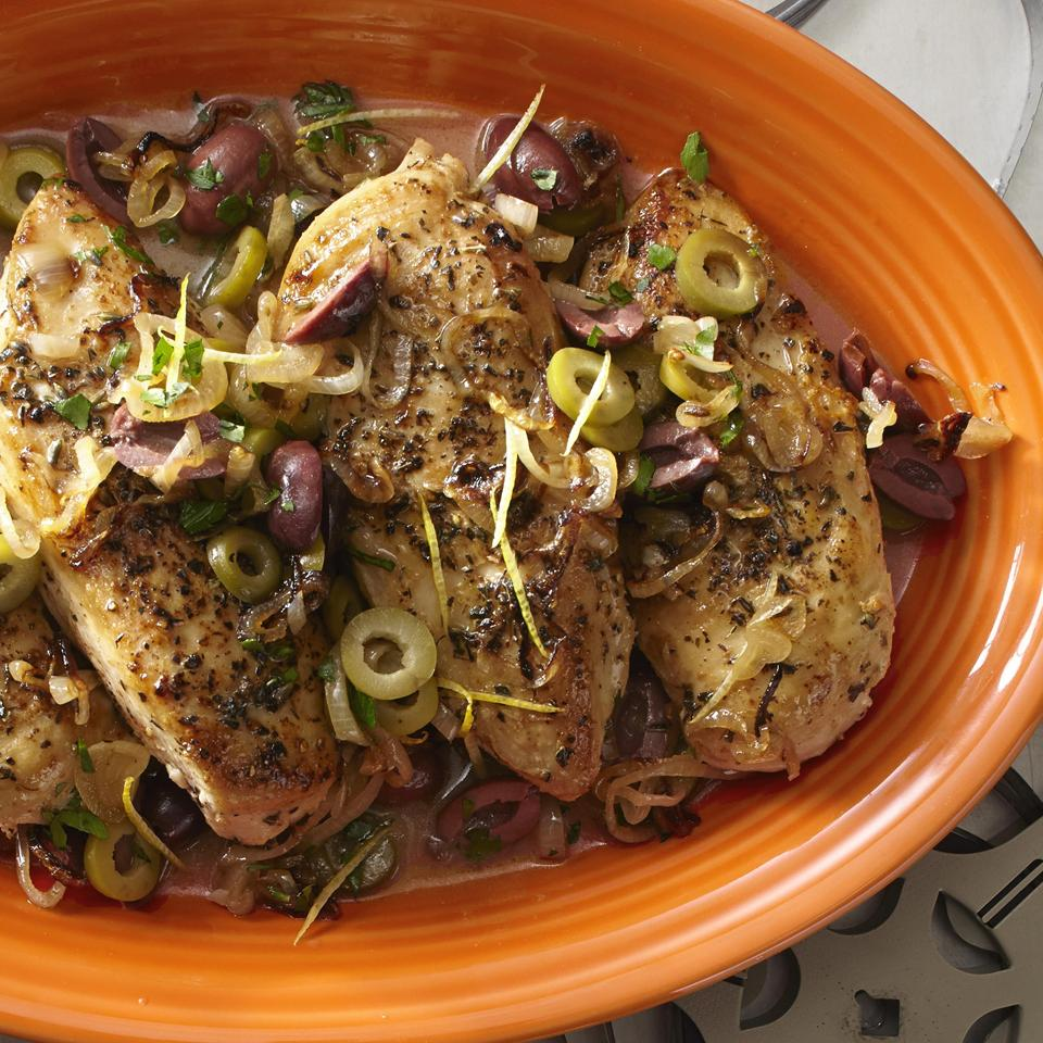Chicken and Olives