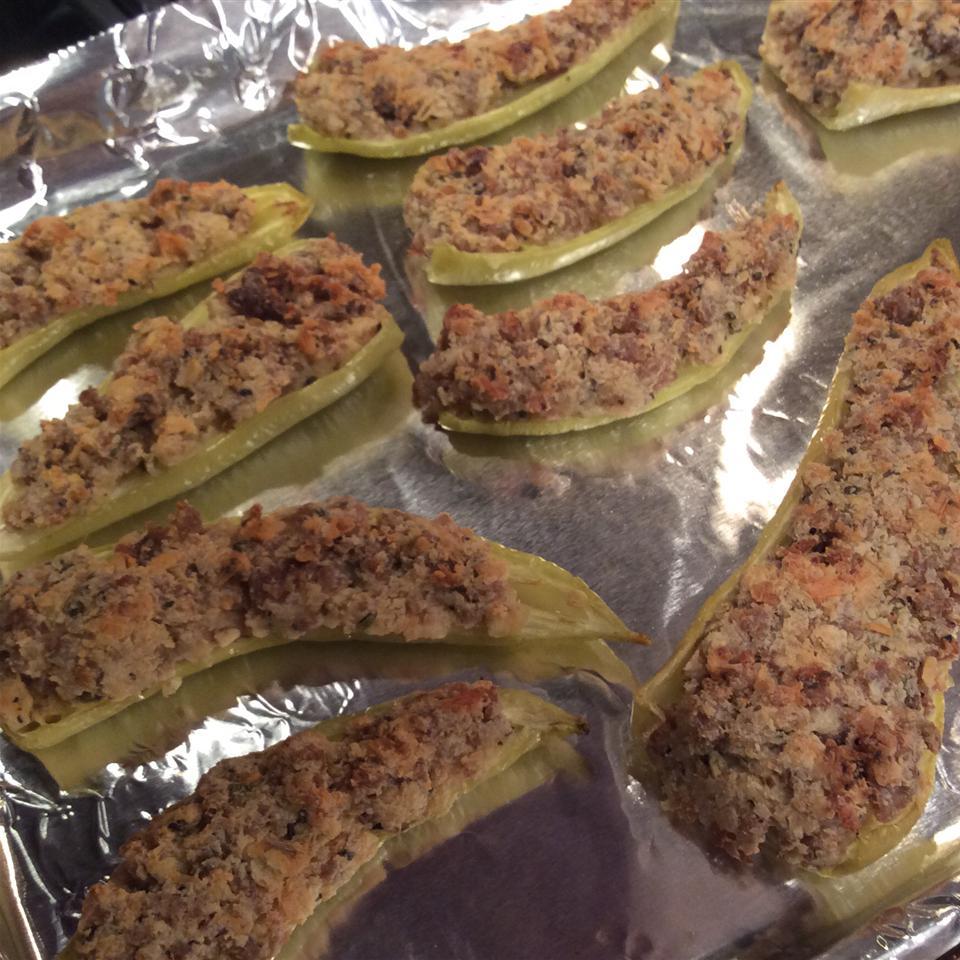 Stuffed Hot Peppers KMerrifield