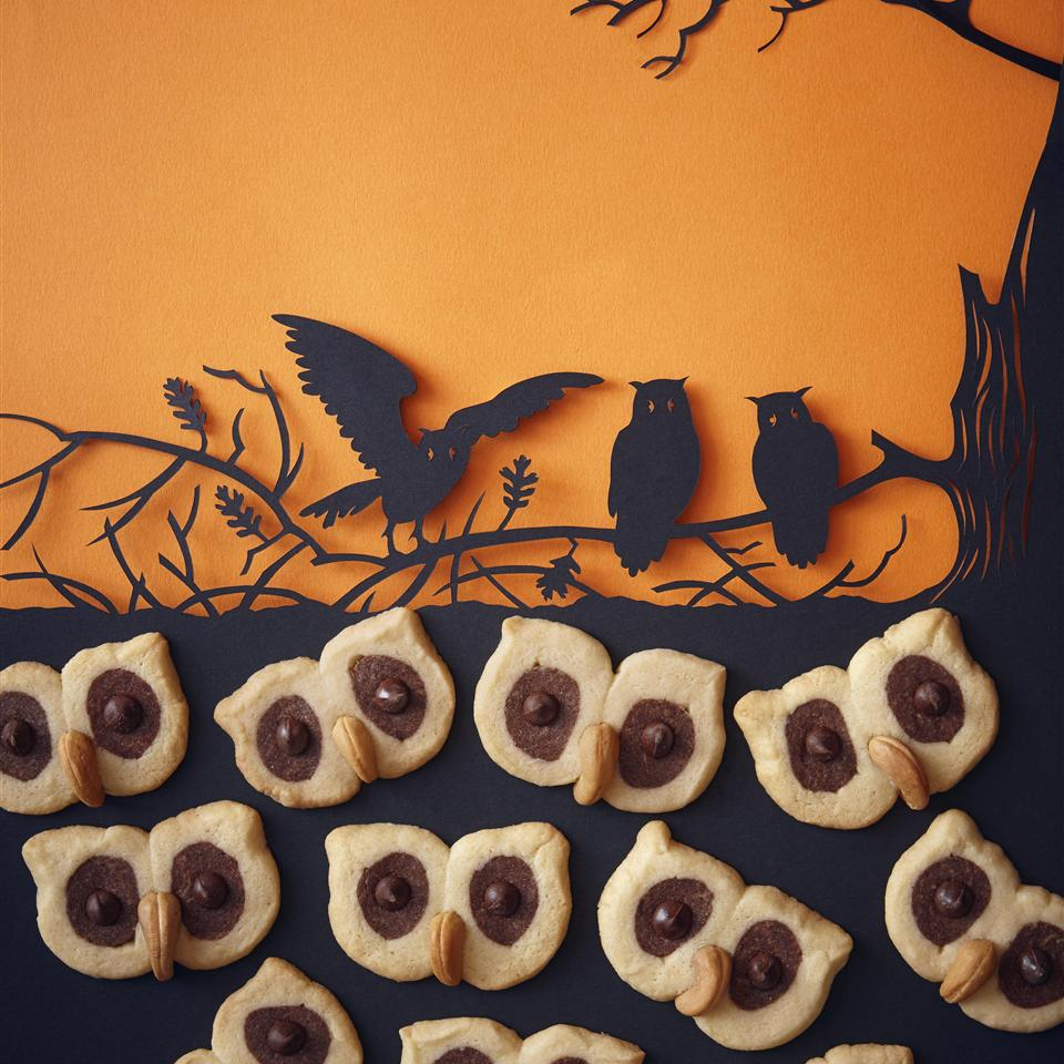 Hoot Owl Cookies Allrecipes Magazine