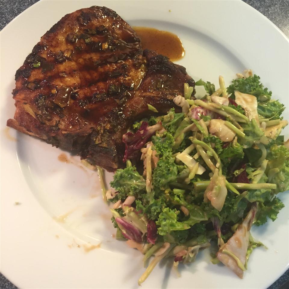 Easy Maple Pork Chops