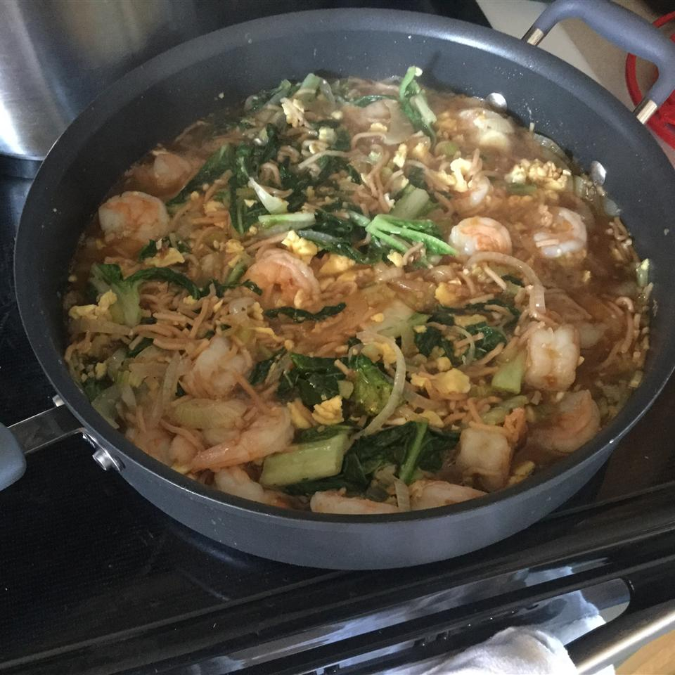 My Husband's Pad Thai Noodles Jeff Arrowood