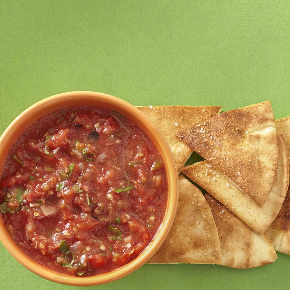 Roasted Tomato Salsa I