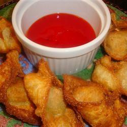 Grandma's Crispy Pork Wontons Monica724