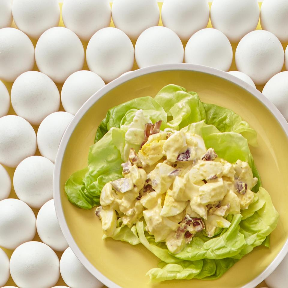Awesome Egg Salad with a Kick