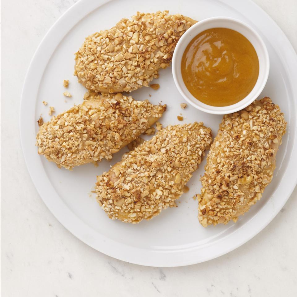 Cashew Crusted Chicken Allrecipes Magazine