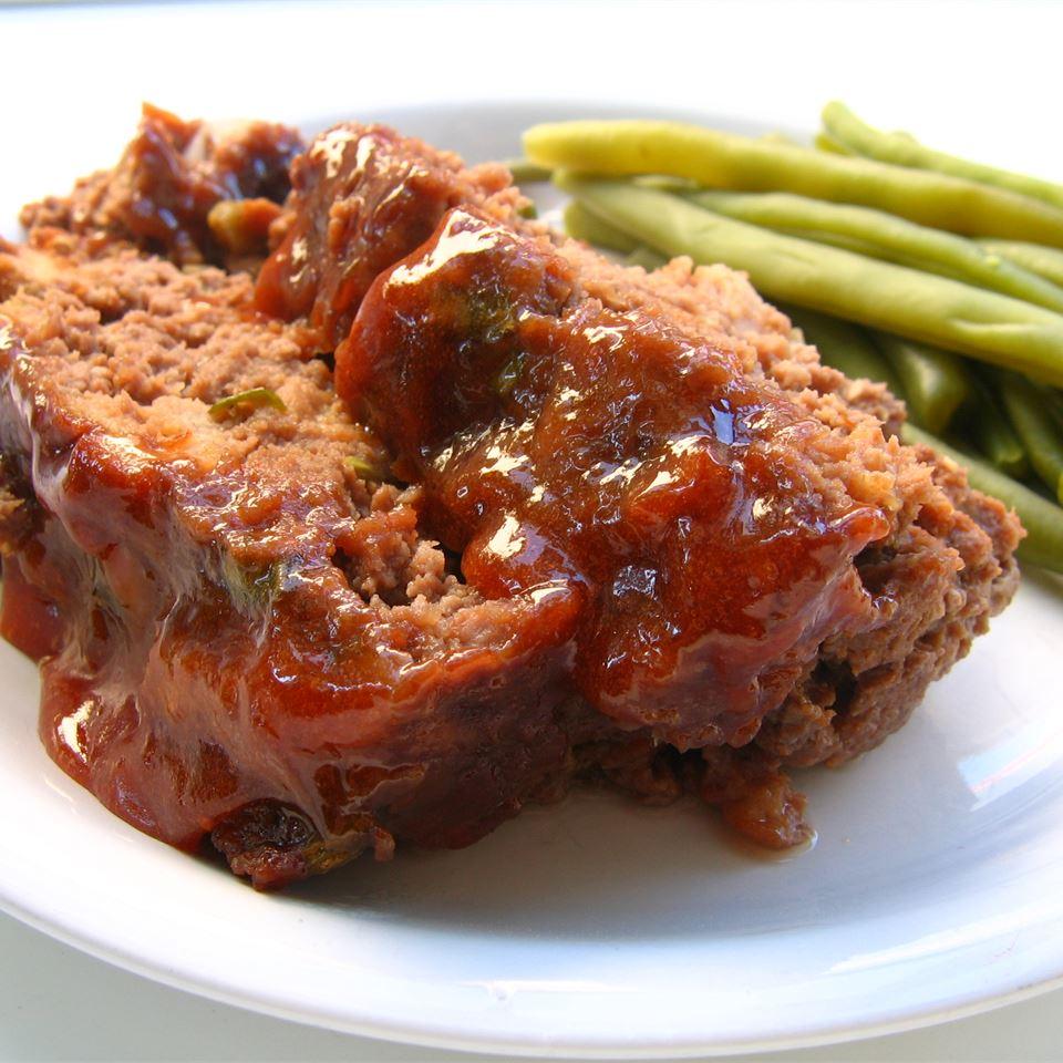 Glazed Meatloaf II