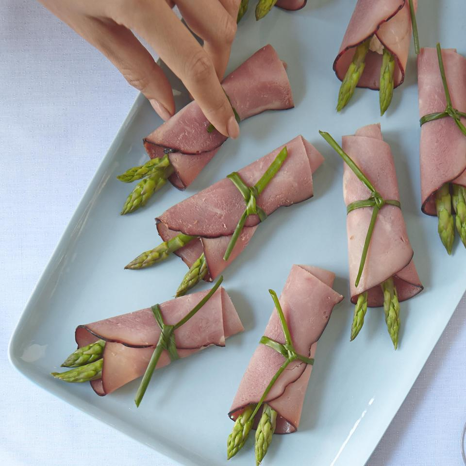 Black Forest Ham and Asparagus Bundles Allrecipes Magazine