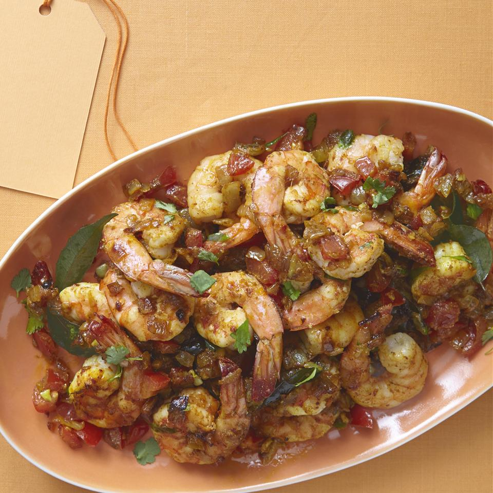 Authentic and Easy Shrimp Curry