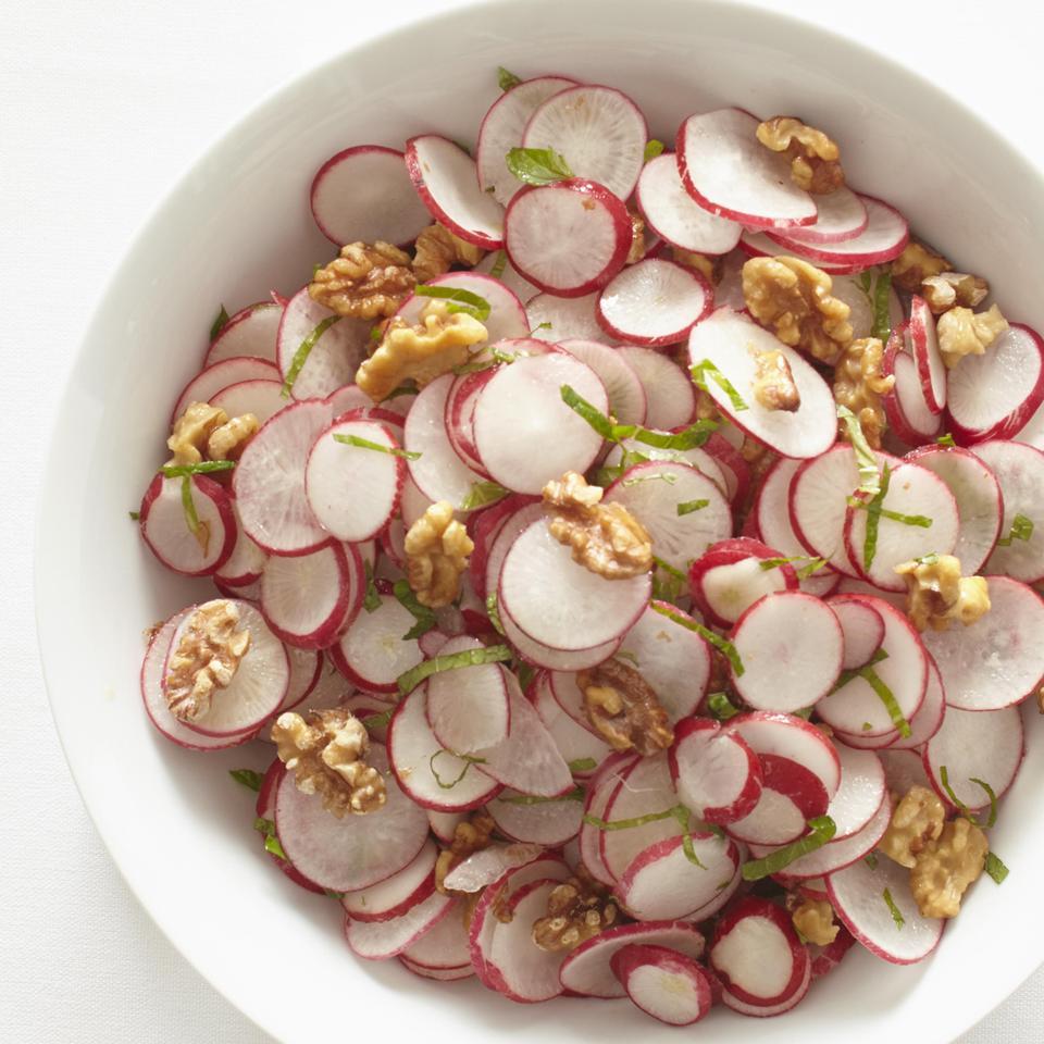 Lebanese Radish Salad Allrecipes Magazine