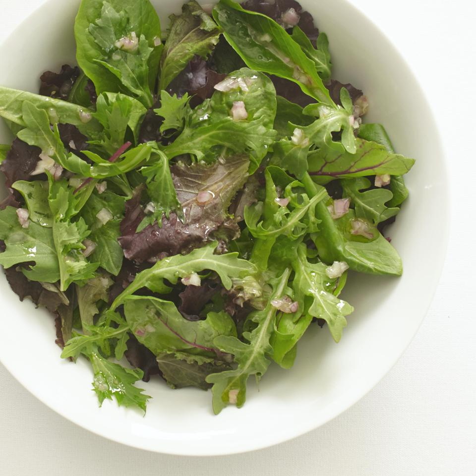 Sandy's Simple Spring Lettuce Salad Allrecipes Magazine