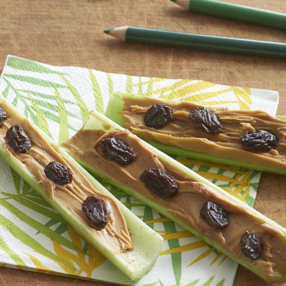 Cinnamon Ants on Sticks Allrecipes Magazine