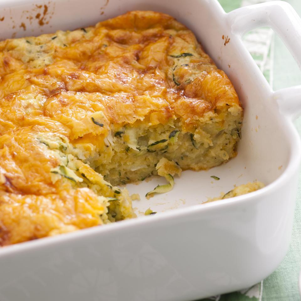 Zucchini Cornbread Casserole Allrecipes Magazine