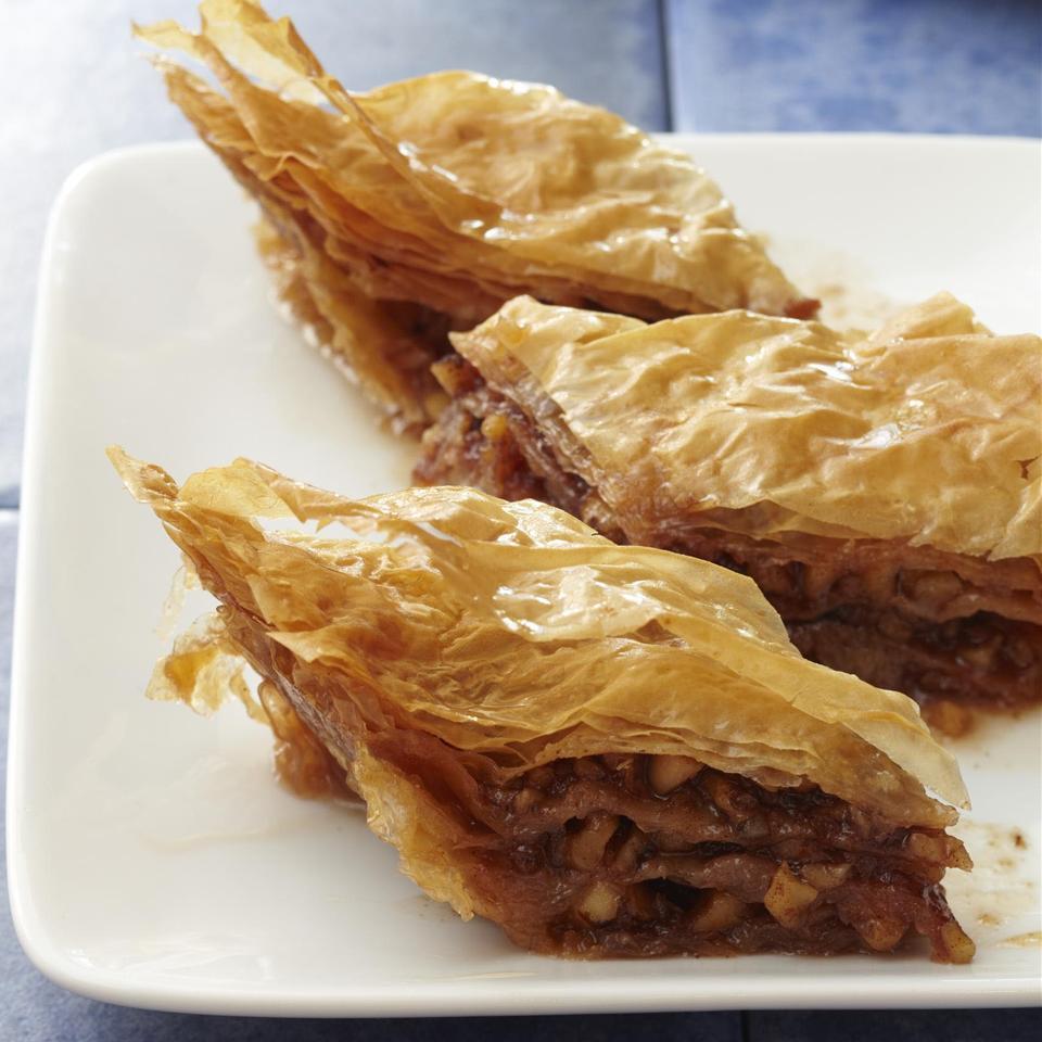 Yia Yia's Baklava