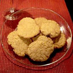 Dad's Oatmeal Cookies daveham