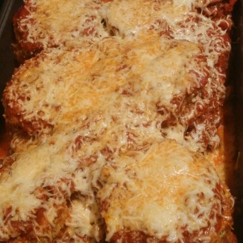 Eggplant Lasagna Brandi Bradberry