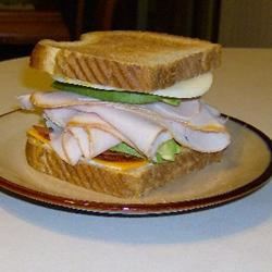 Turkey Bacon Avocado Sandwich Sam84jo