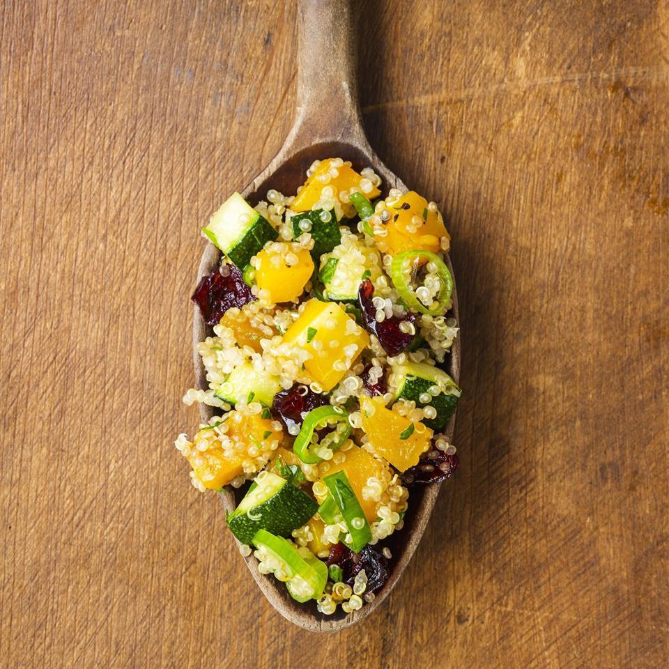 Quinoa Stuffing Allrecipes Magazine