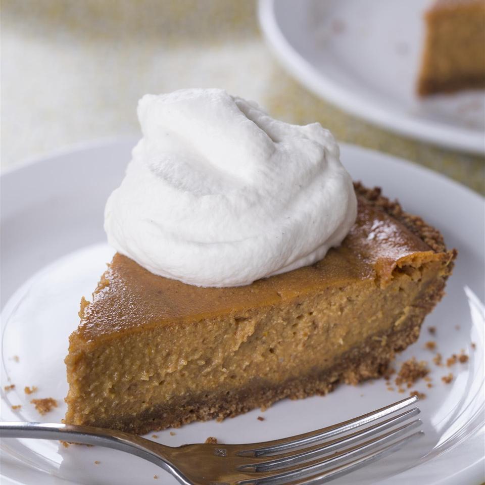 Poetic Pumpkin Pie Allrecipes Magazine