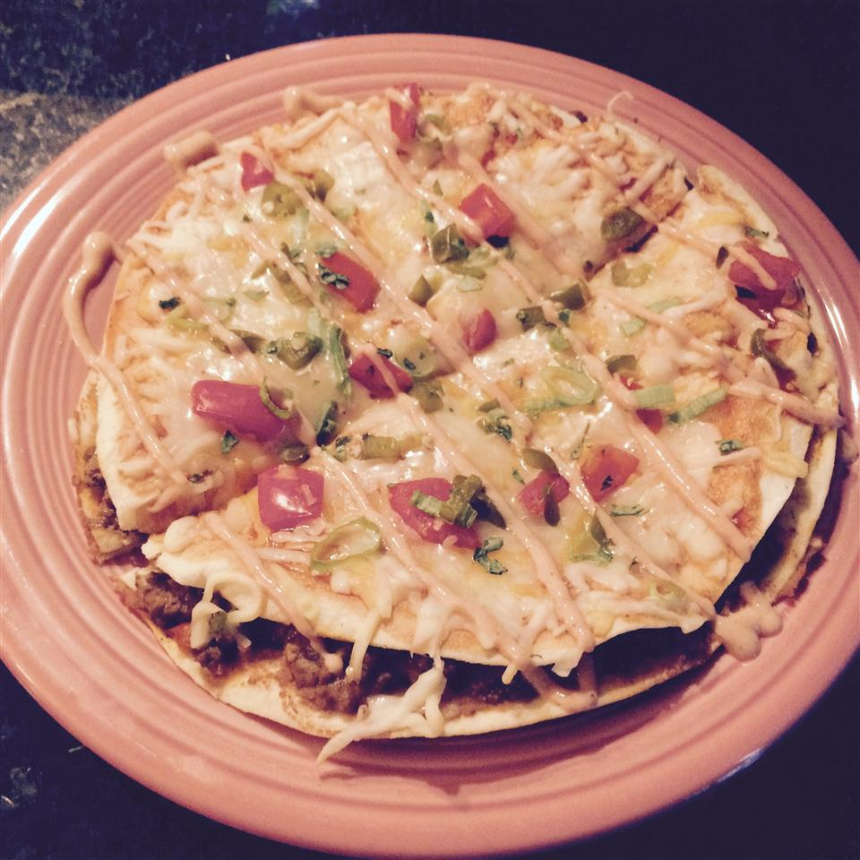 Mission Mexican Pizza Scott K