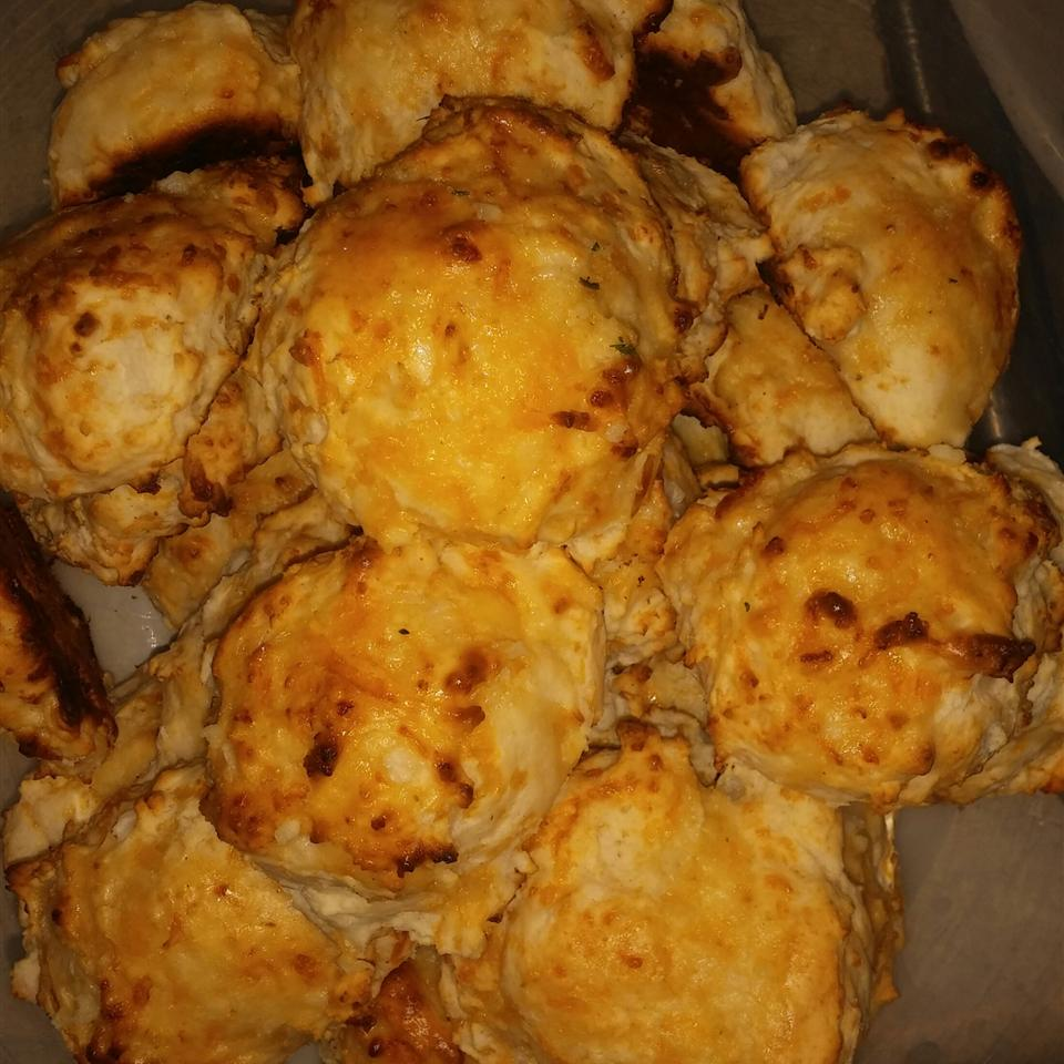 Cheese-Garlic Biscuits Sonia Jean