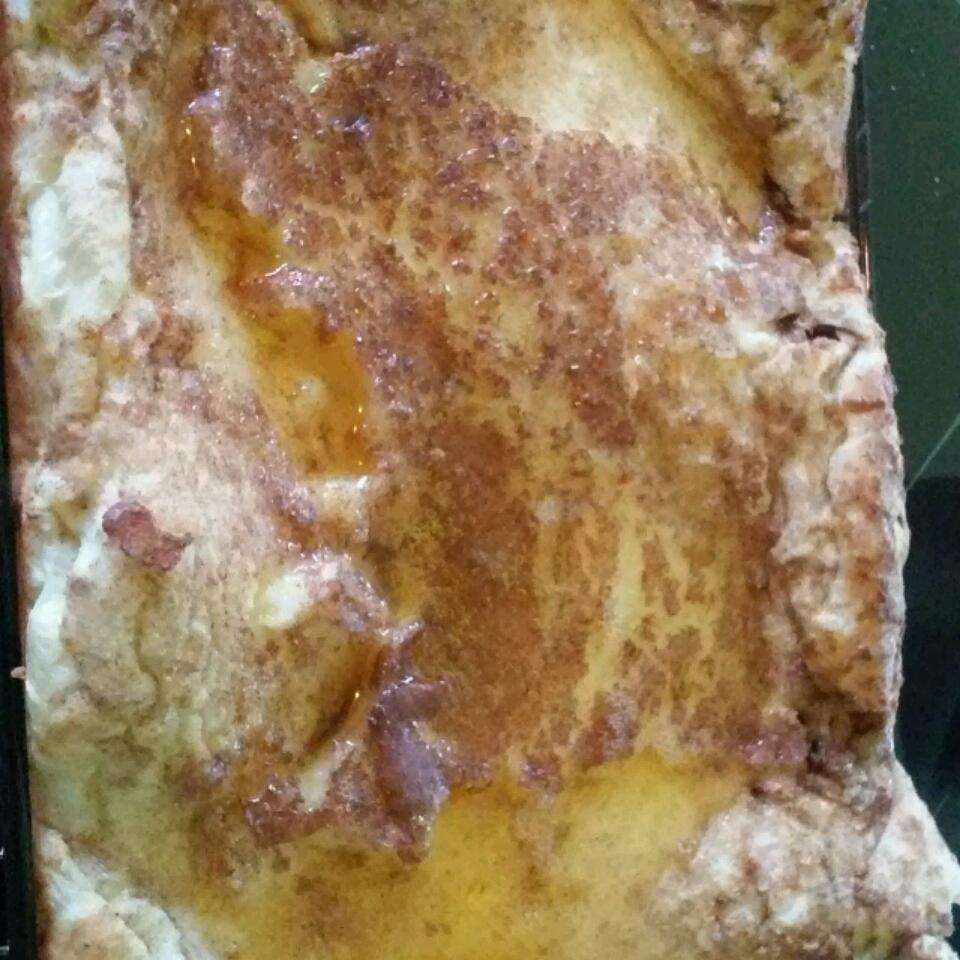 Oven Pancakes Sabrina Thomas