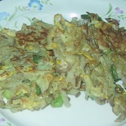 Potato Squash Cakes sueb
