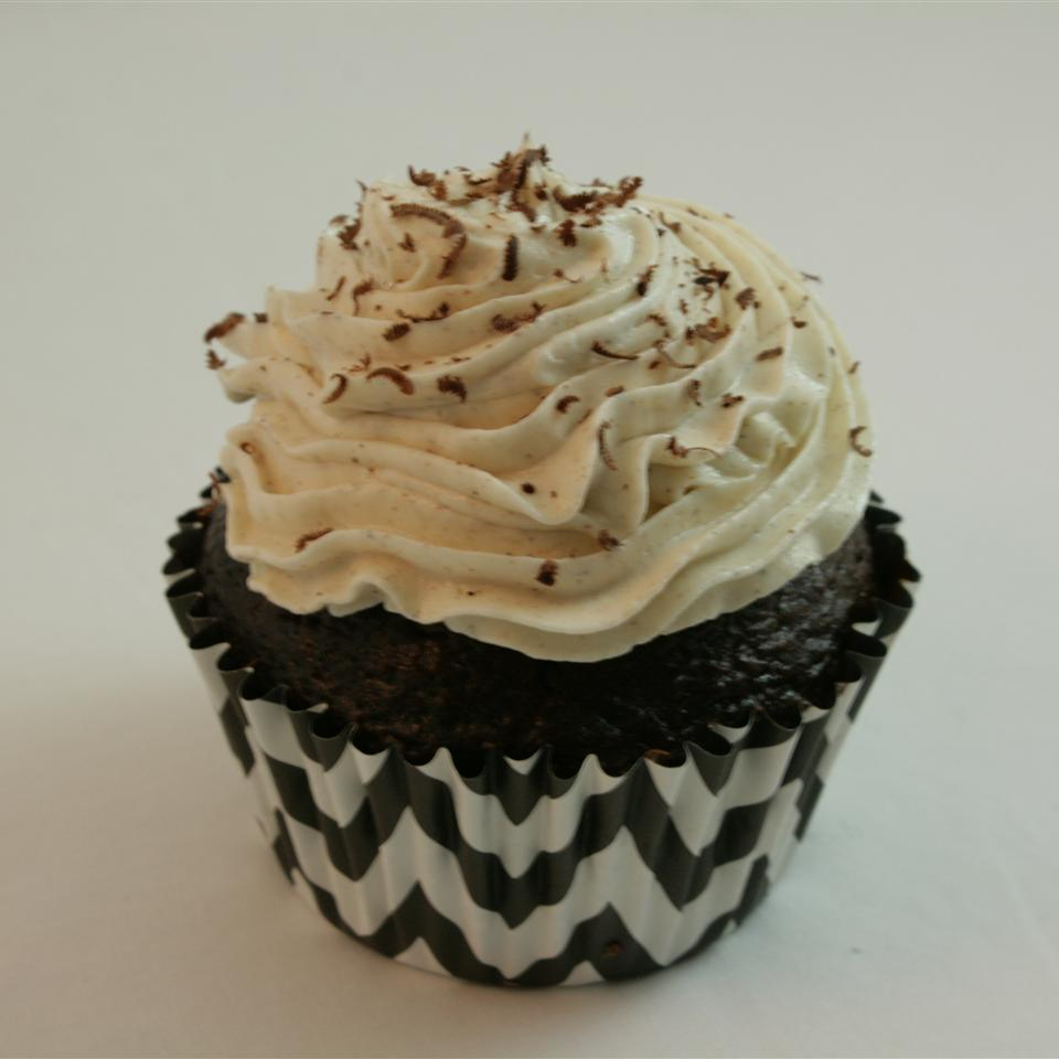 Chocolate Chai Cupcakes rebeckamikaze
