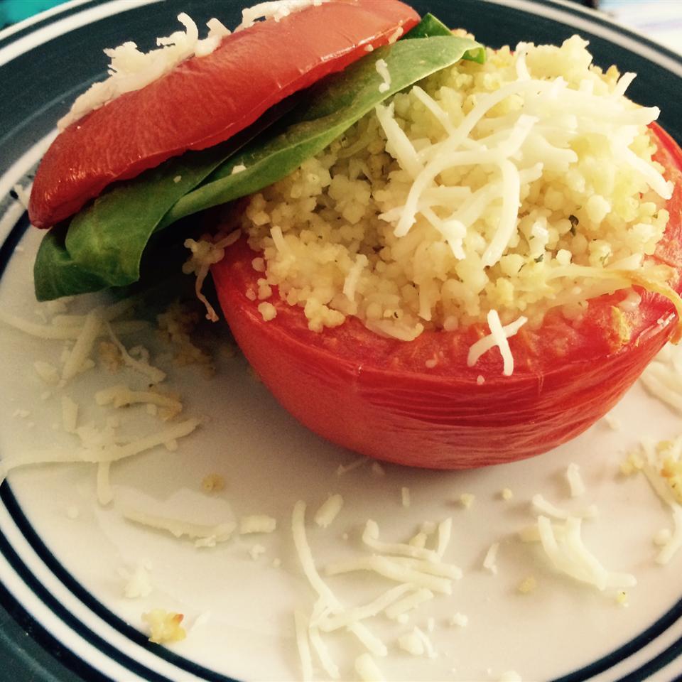 Quick Stuffed Tomatoes Alison